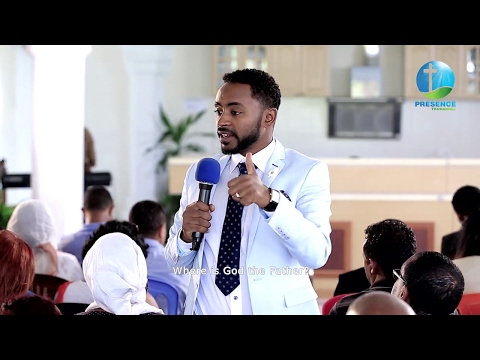 Presence Tv Channel ( Preaching Time  ) May 14,2017 With Prophet Suraphel Demissie