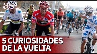 La Vuelta | Comienza la Vuelta a España 2020: 5 curiosidades para no perderse nada | Diario AS