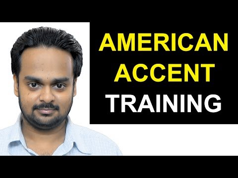 American Accent Training - ALL Sounds of American English - Vowels & Consonants - Pronunciation