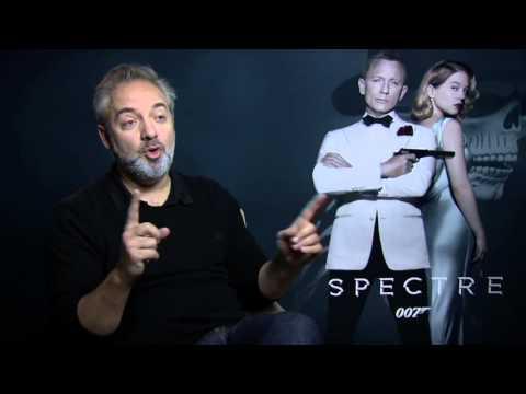 Sam Mendes Interview For Spectre