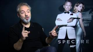 Sam Mendes Interview For Spectre