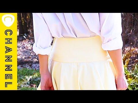 全部プチプラフレアスカート丈別コーデ