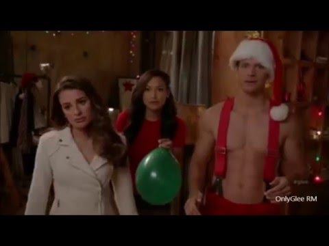 glee the chipmunk song full performance from previously unaired christmas - Glee Previously Unaired Christmas