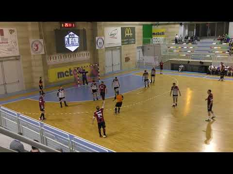 Serie A1M [Promozione 7^]: Cologne - Fondi 25-24