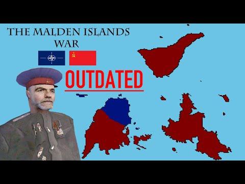 The Malden Islands