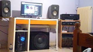 "Master Audio lsn 15"""
