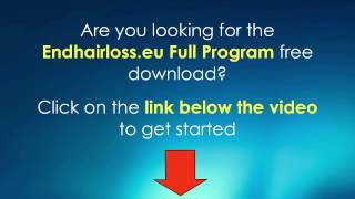 Endhairloss eu free download  full program