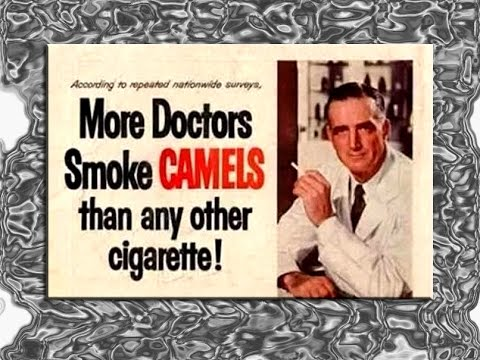 Doctors Recommend Smoking Cigarettes