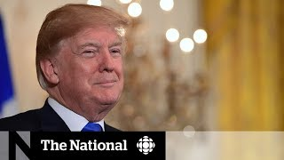 U.S. President Donald Trump has replaced his national security advi...