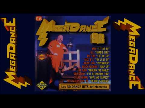 MEGADANCE '98 // Various Artists (Full Album)