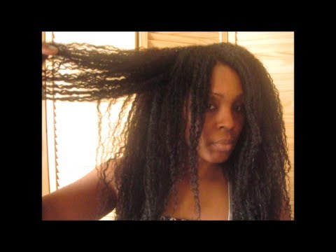 What To Do With Natural Hair After Washing