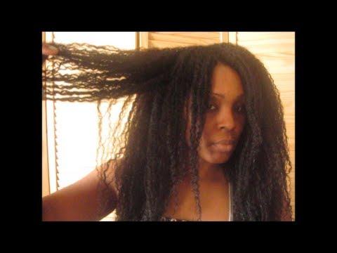 apple-cider-vinegar-rinse-on-natural-hair-(water-only-hair-washing)