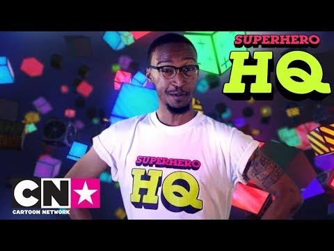 Superhero HQ |  Premieres 15 March on DStv | Cartoon Network Africa