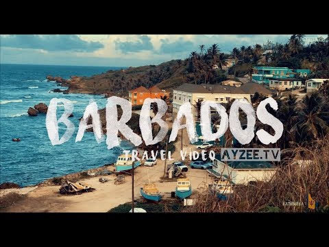 Barbados Travel Video 2018 | ayzee.tv | Filmed with GoPro 6 Karma Grip