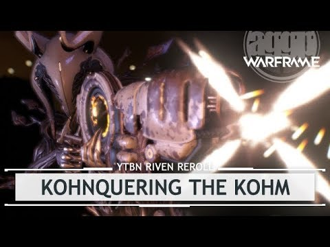 Warframe: Kohnquering the Kohm Unicorn - Zero Progress
