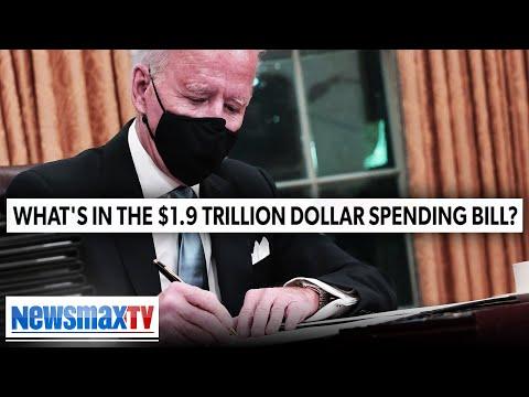 Biden's package: A LOT not to like | Marsha Blackburn