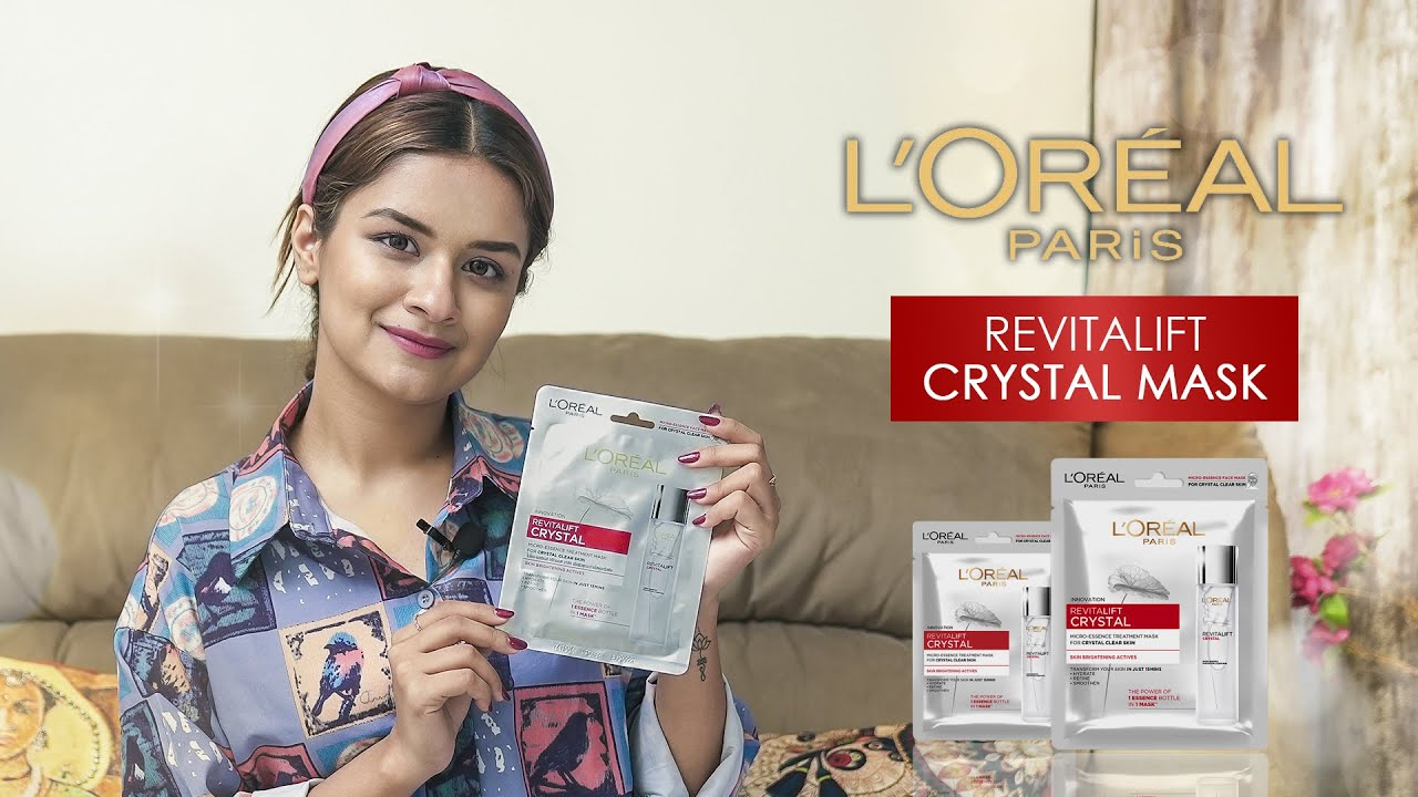 Your Go-To Sheet Mask for hydrated skin | #AvneetKaur
