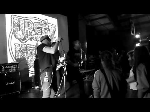 UPSET NOISE live Poviglio 02/04/2015