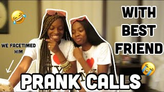 PRANK CALLING RANDOM PEOPLE!! (very funny) MUST WATCH