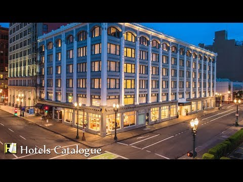 Hi-Lo Hotel, Autograph Collection - Hotel Tours - Downtown Portland Hotels