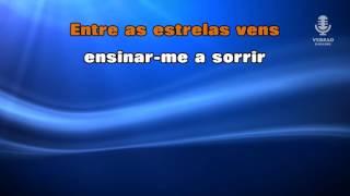♫ Karaoke ENTRE AS ESTRELAS - Jimmy P. ft. Diogo Piçarra