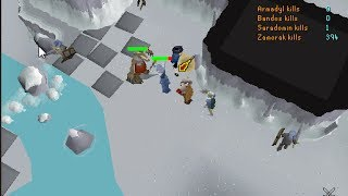 Spiritual Mages and Dragon Boots Commentary Tutorial - RuneScape 2007