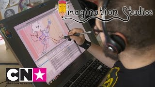 Имаджинариум | Аниматоры | Cartoon Network(Яннис и Хуан-Педро расскажут о создании двухмерной анимации для одного из популярнейших мультфильмов Cartoon..., 2016-06-20T11:30:00.000Z)