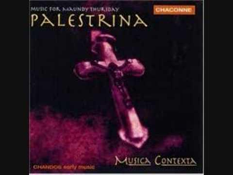 Palestrina-Music for Maundy Thursday-5