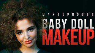 💋 Макияж 60 х | Ретро макияж | Уроки ретро макияжа | Школа макияжа MAKEUPHOUSE