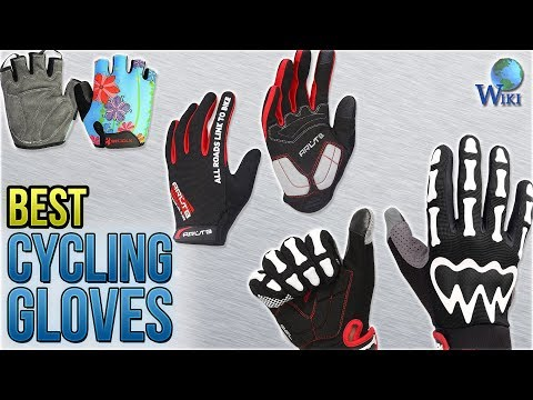 10 Best Cycling Gloves 2018
