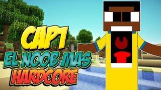 Minecraft: El Noob Más Hardcore Ep. 1 (TUMTUM)