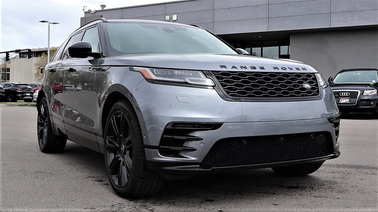 2021 Range Rover Velar R-Dynamic HSE: Which Engine Is The Best To Get?