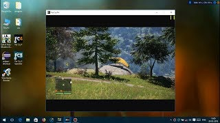 FAR CRY 4  on 2gb RAM and intel hd graphic 4000,with FPS counter.