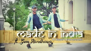 Guru Randhawa | MADE IN INDIA |  Dance choreography video | by Rahul Nayak & h hoppers crew