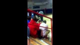 White boy drops sick beat in chapel