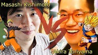 Dos grandes de la cultura del manga se enfrentan en éste combate ar...