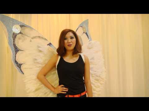 Miss Singapore Global Charity Wings Auction: Finalist 4: Evelyn Wee