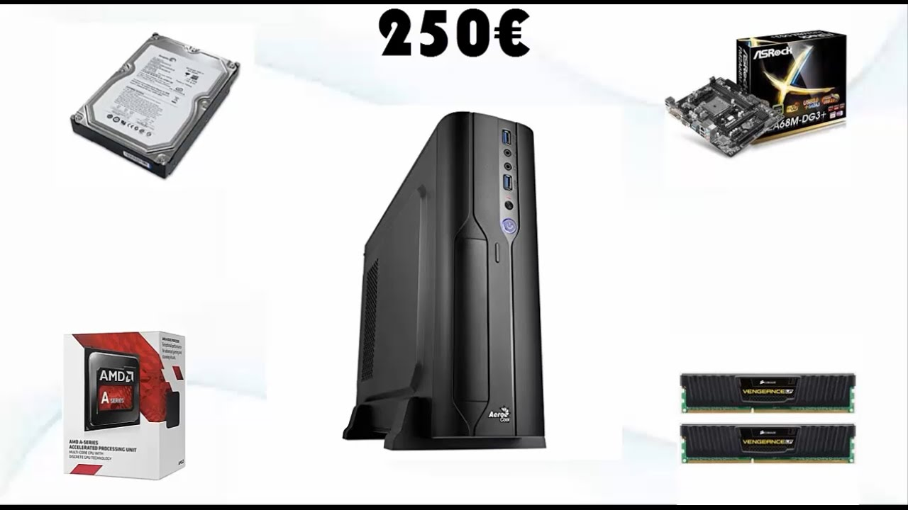gaming pc 250 euro