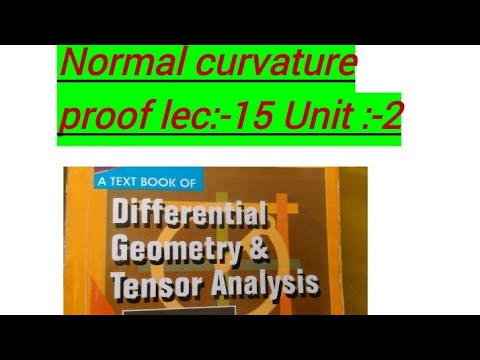 Normal Curvature on Wikinow | News, Videos & Facts