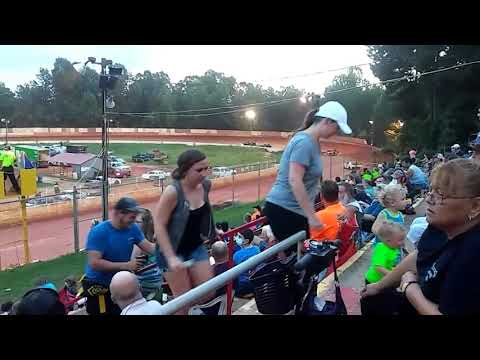 Benfield Racing East Lincoln Speedway 8/12/17
