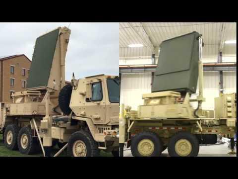 AN/TPQ-53 & LTAMDS Prototype