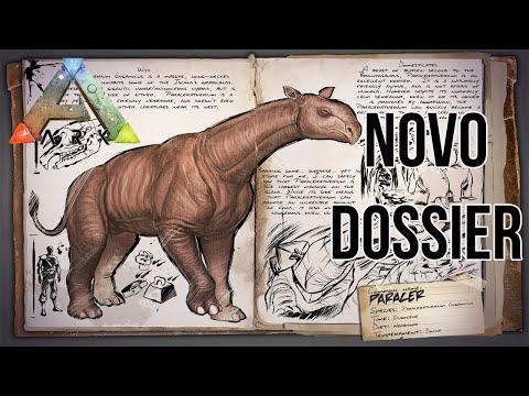 ARK Survival Evolved Dossier - Paraceratherium [Pt-Br]