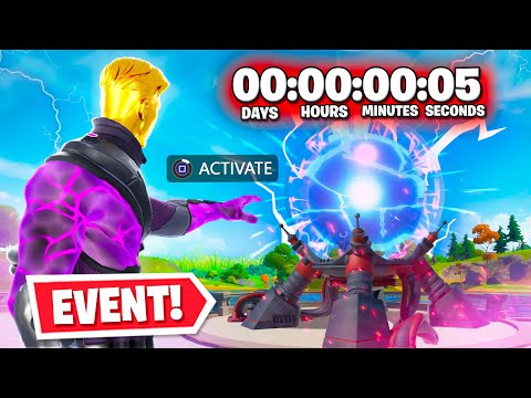 *new* Fortnite Doomsday Event! It's Here