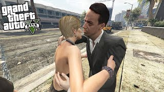 GOING ON A DATE IN GTA 5!!! (GTA 5 REAL LIFE PC MOD)