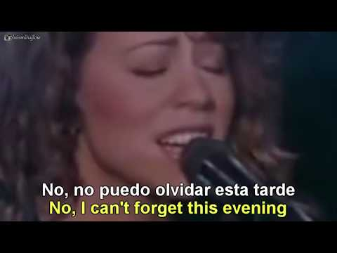 Mariah Carey - Without You [Lyrics English - Subtitulado Español]