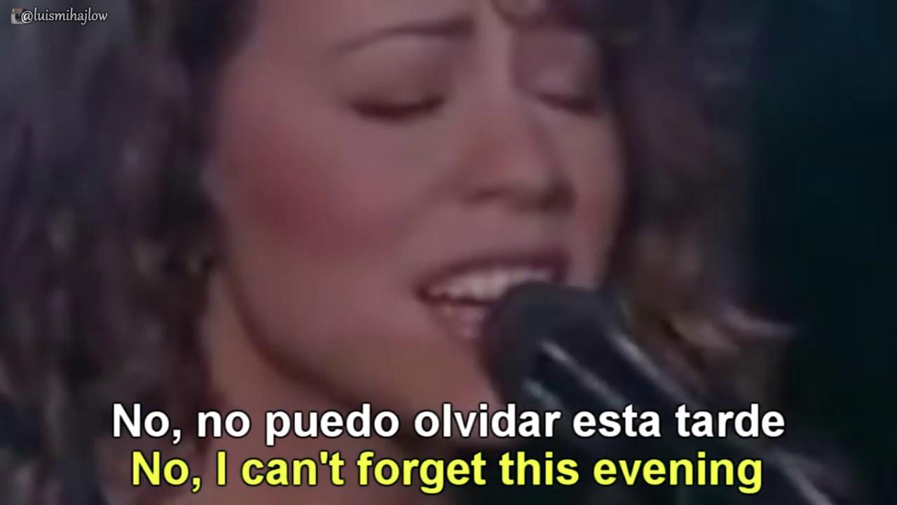 Mariah Carey Without You Lyrics English Subtitulado Español Youtube