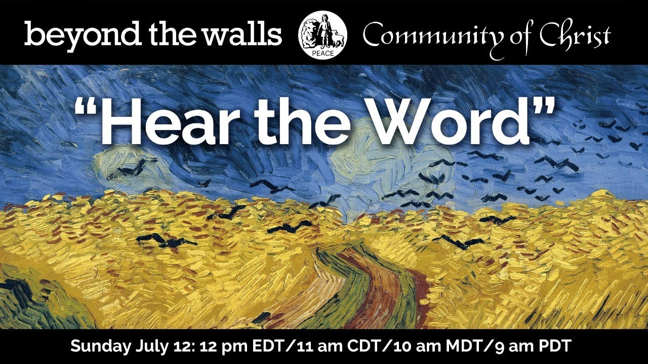 Beyond the Walls Online Church JULY 12