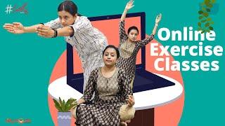 Online Exercise Classes || Sumakka || Silly Monks