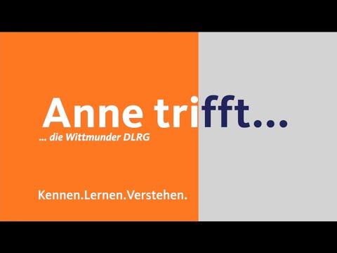 Kennen.Lernen.Verstehen #annetrifft - Hendrik Schulz (1. Vorsitzender der DLRG OG Wittmund e.V.)