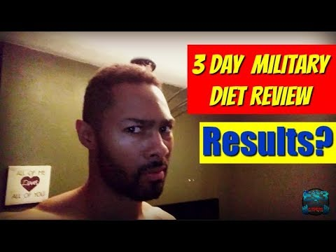 my-3-day-military-diet-review!!-does-the-military-diet-work?...